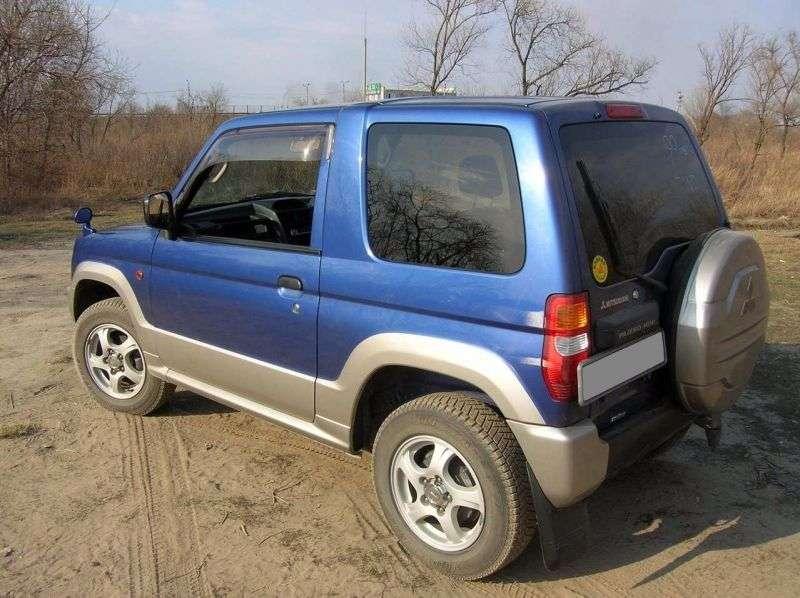 Mitsubishi Pajero Mini H53 / 58Av SUV 3 dv. 0.7 MT 2WD (1998–2005)