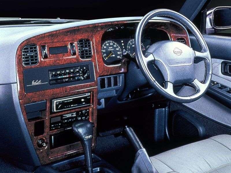 Mitsuoka Galue 1st generation sedan 2.0 AT (1996–2001)