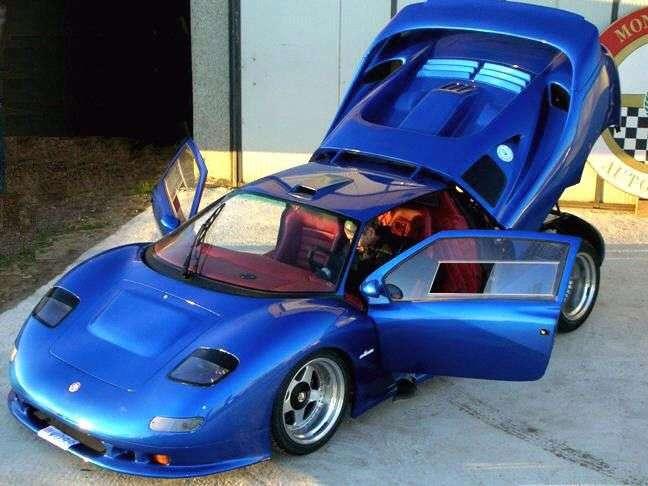 Monte Carlo GTB Centenaire 1st generation 5.2 MT coupe (1990–1992)