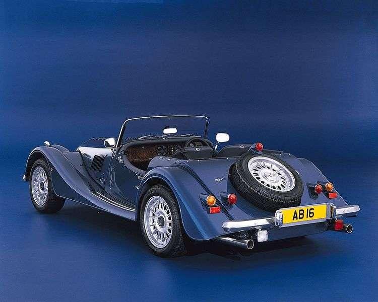 Morgan Plus 8 1st generation roadster 3.9 MT (1990–2000)