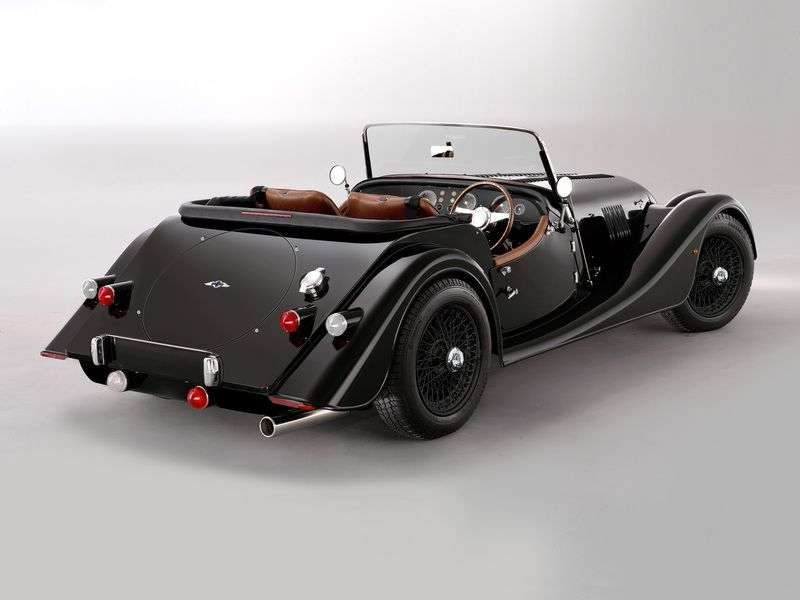 Morgan Plus 4 1st generation 2.0 MT convertible (1988–1992)
