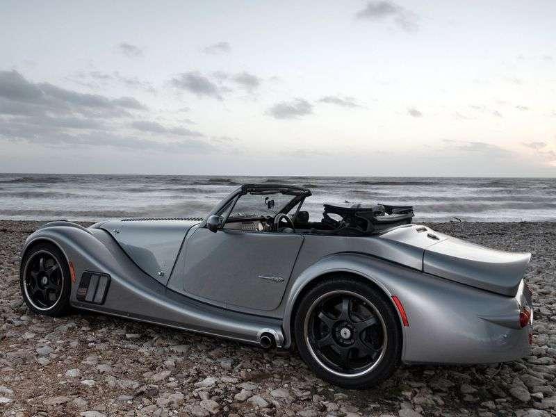 Morgan Aero 8 1st generation [restyling] 4.4 MT convertible (2007 – present)