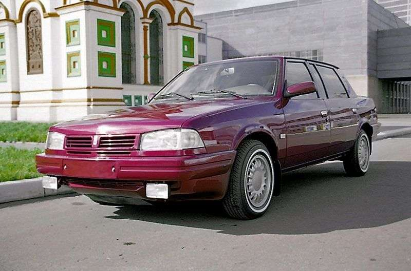 Moskvich Prince Vladimir 1st generation 2.0 MT sedan (1997–2001)