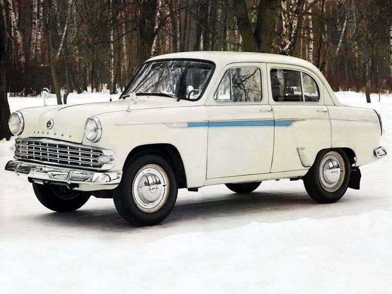Moskvich 403 1st generation 1.4 MT sedan (1962 1965)