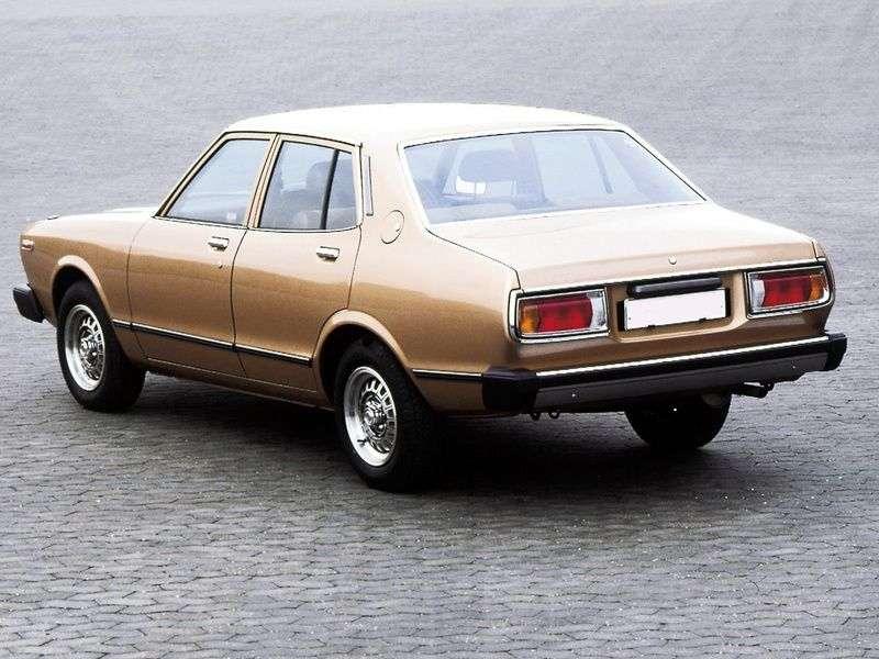 Nissan Bluebird 810 sedan 1.8 AT (1976 1978)