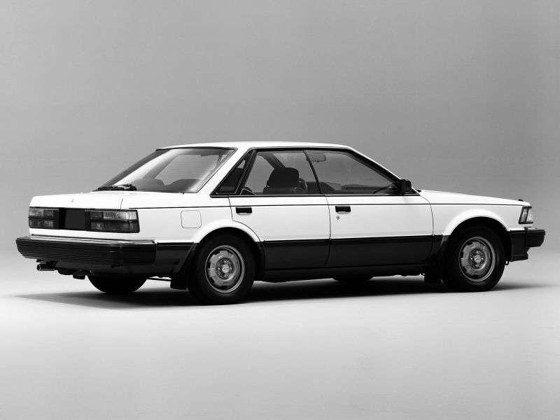 Nissan Bluebird U11 hardtop 2.0 D MT (1983 1990)