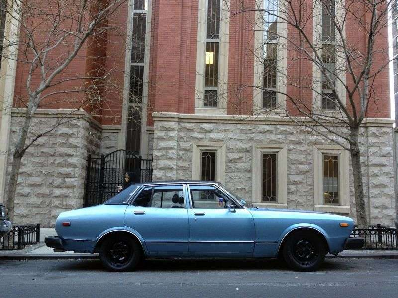 Nissan Bluebird 810 [restyling] 1.8 MT sedan (1978–1979)