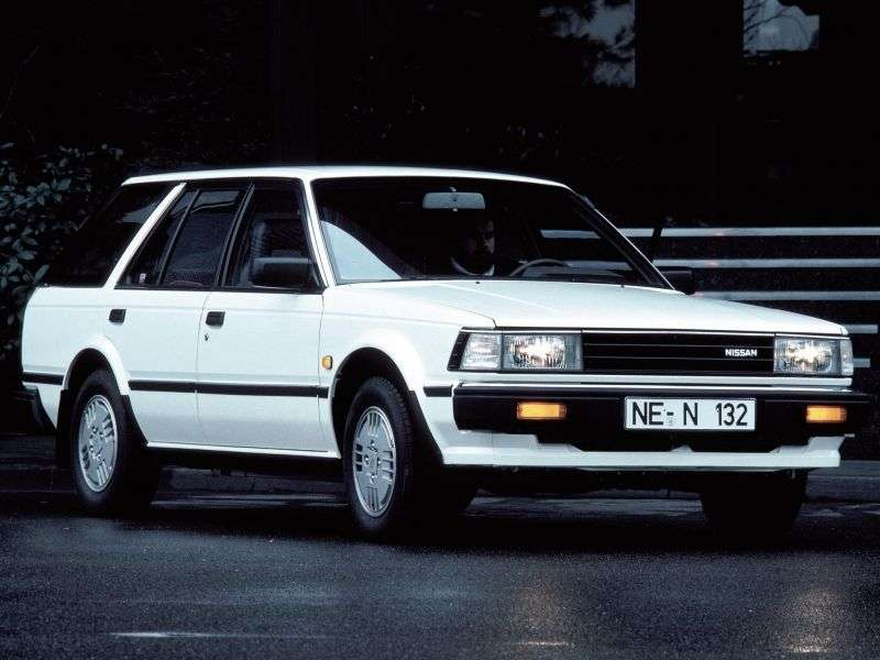 Nissan Bluebird U11universal 1.8i AT (1984–1990)