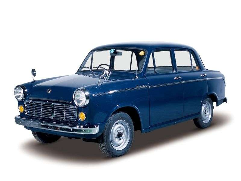Nissan Bluebird 310sedan 1.2 MT (1960–1963)