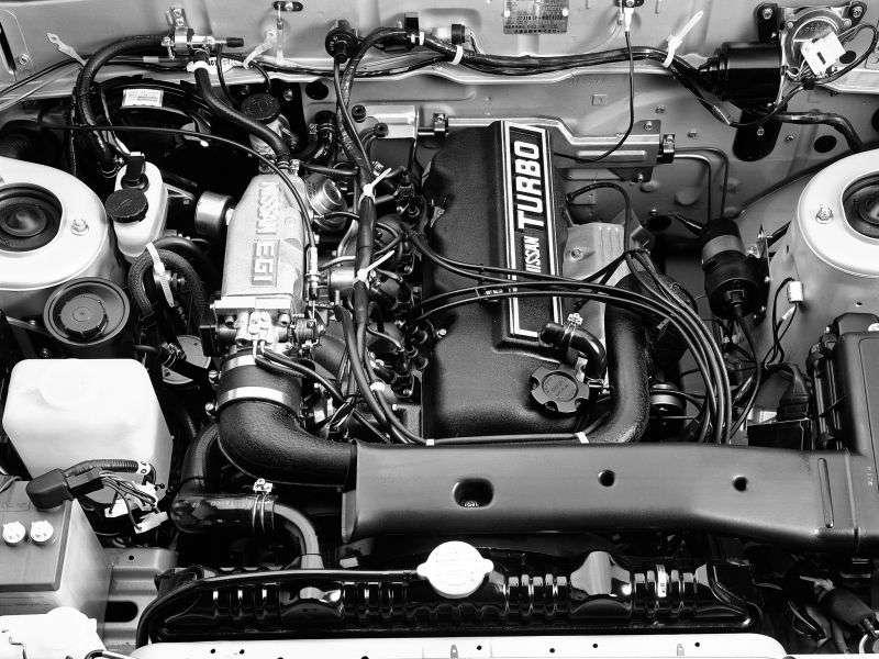 Nissan Bluebird 910 Coupe 1.8 MT (1979–1983)