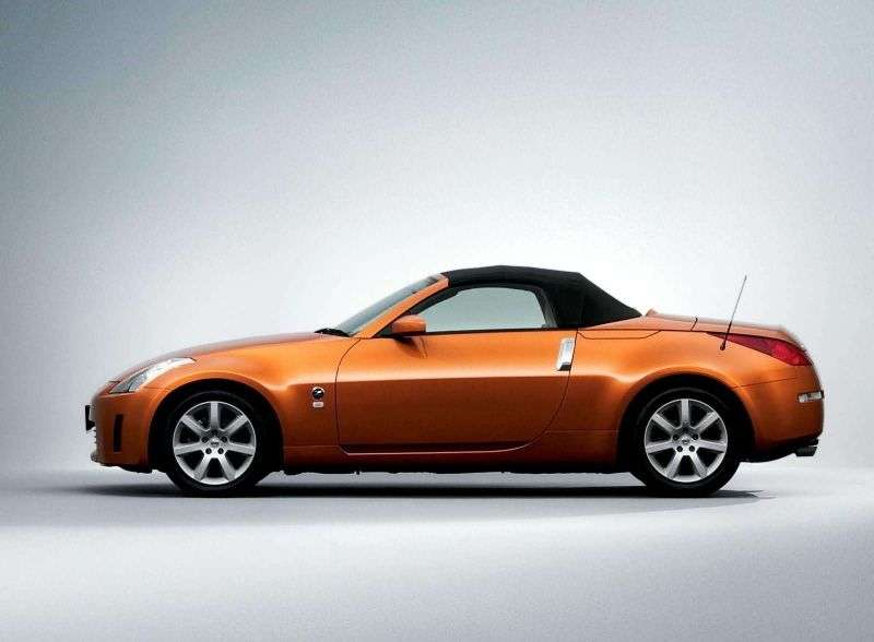 Nissan Fairlady Z Z33 3.5 AT (2004–2007)