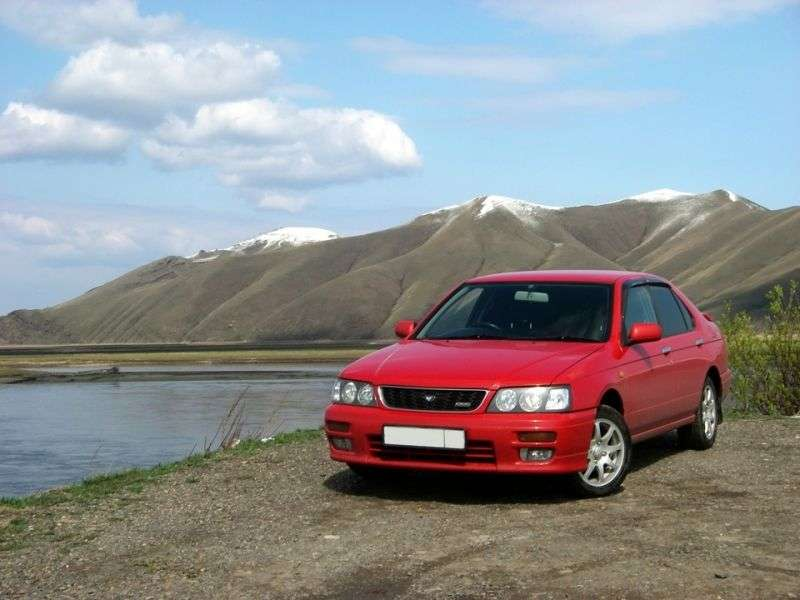 Nissan Bluebird U14sedan 1.8 SSS MT (1996–2001)