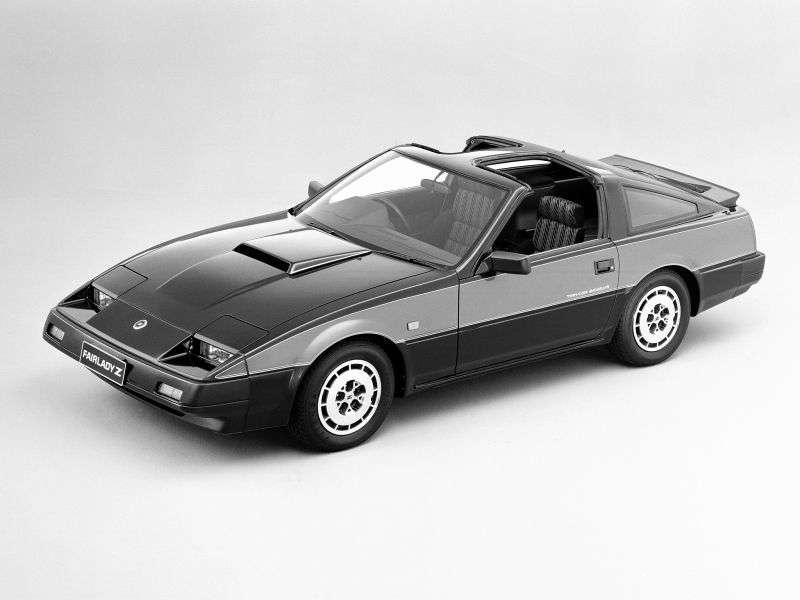 Nissan Fairlady Z Ztarta 3.0 T MT (1984–1989)