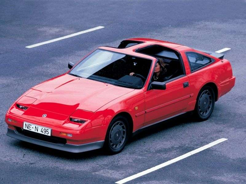 Nissan Fairlady Z Z31 [restyling] Targa 3 0 AT (1983–1989)