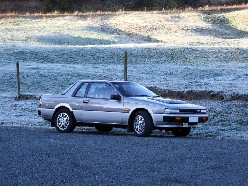 Nissan Gazelle S12 Coupe 2.0 Turbo MT (1983–1986)