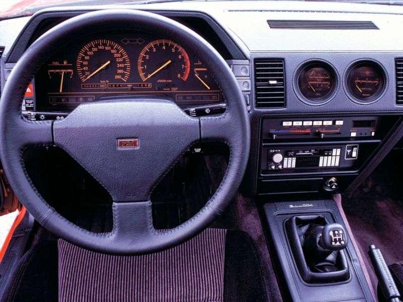 Nissan Fairlady Z Z31 [restyling] hatchback 3.0 T MT (1984–1989)
