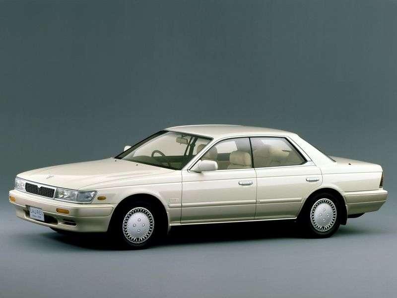Nissan Laurel C33hardtop 2.0 AT (1991–1993)