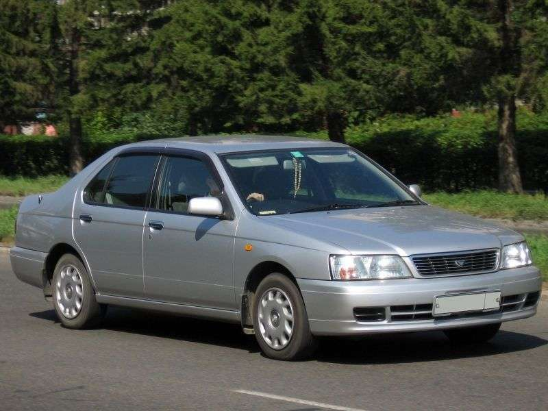 Nissan Bluebird U14sedan 2.0 SSS AT 4WD (1996–2001)