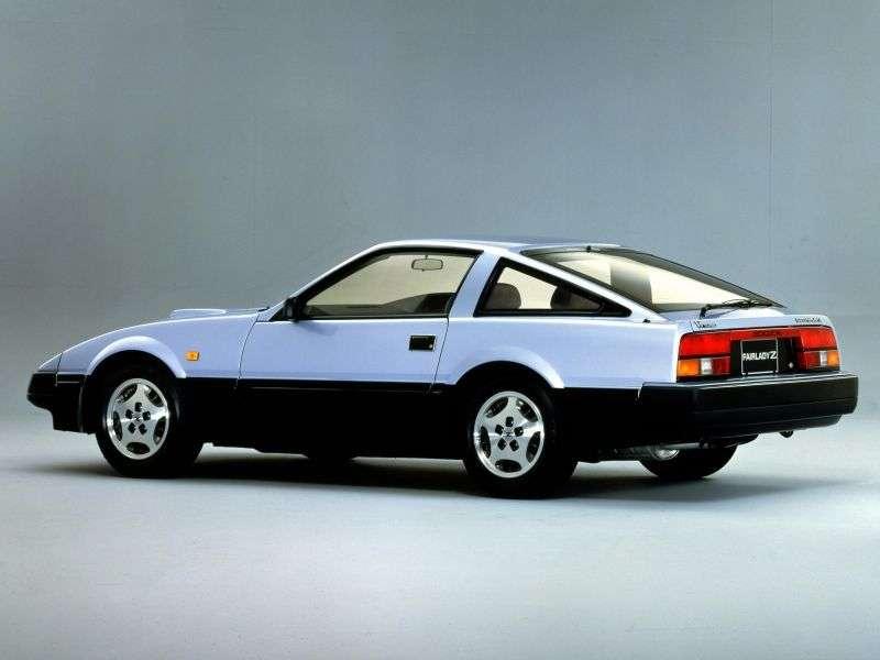 Nissan Fairlady Z Z31hatchback 3.0 T MT (1984–1989)