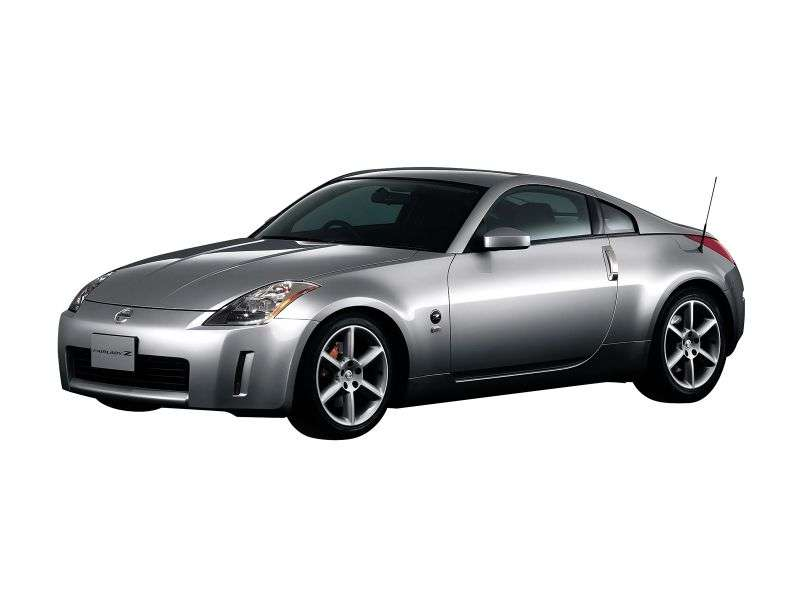 Nissan Fairlady Z Z33 Coupe 3.5 AT (2005–2007)