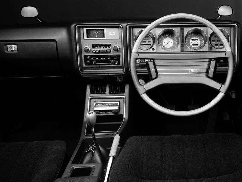 Nissan Laurel C230hardtop 2.4 AT (1977–1978)