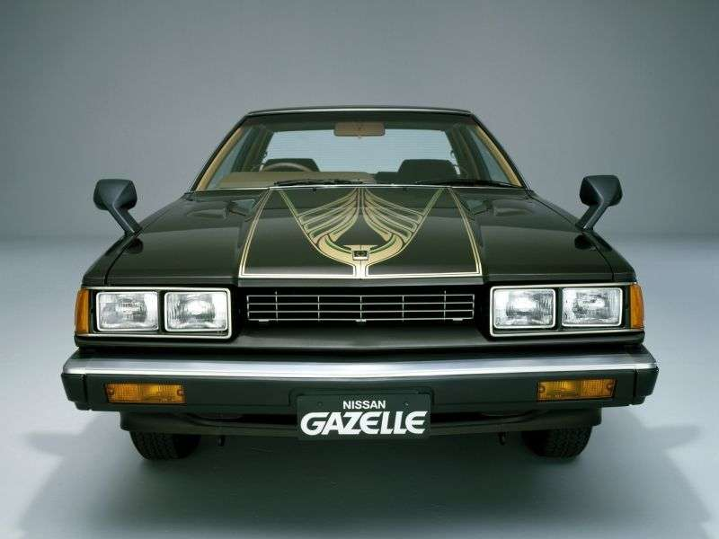 Nissan Gazelle S110hardtop 1.8 Turbo MT (1981–1983)