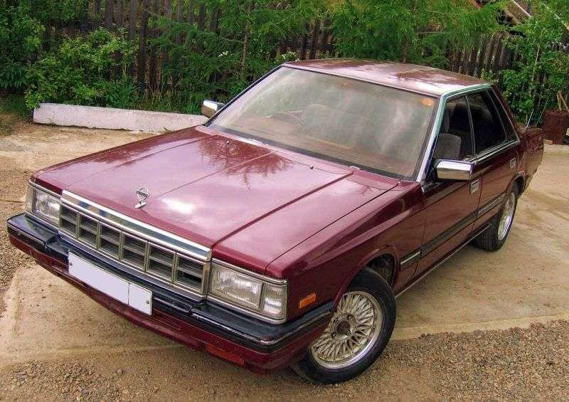 Nissan Laurel C32hardtop 2.0 T MT (1984–1986)