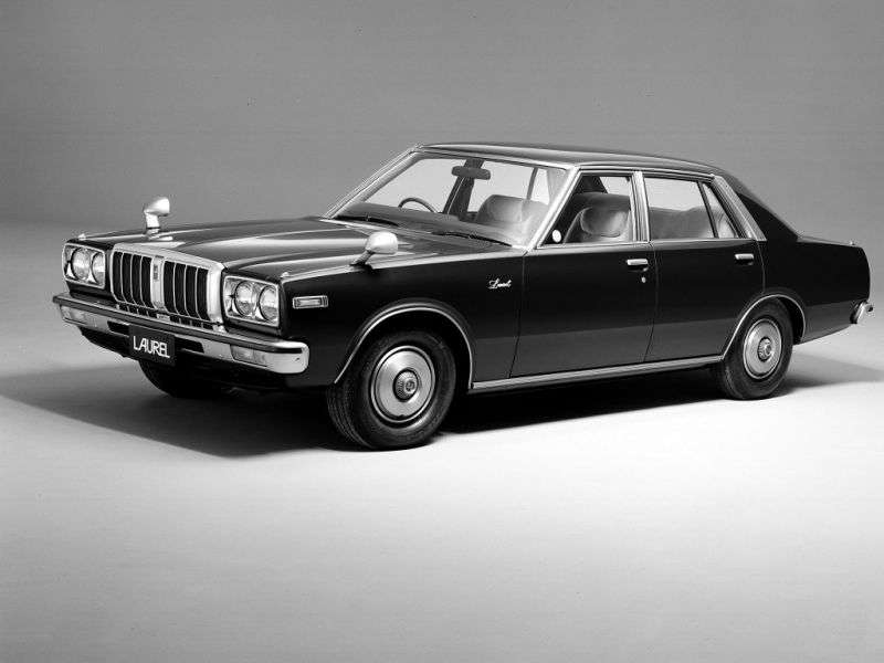Nissan Laurel C230sedan 1.8 MT (1977–1978)