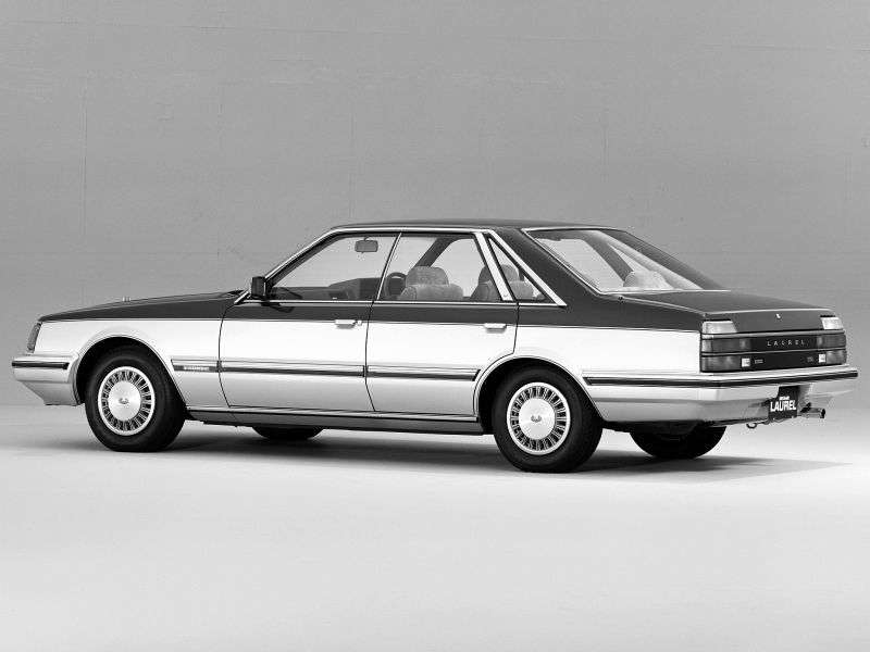 Nissan Laurel C31hardtop 2.4 AT (1980–1984)