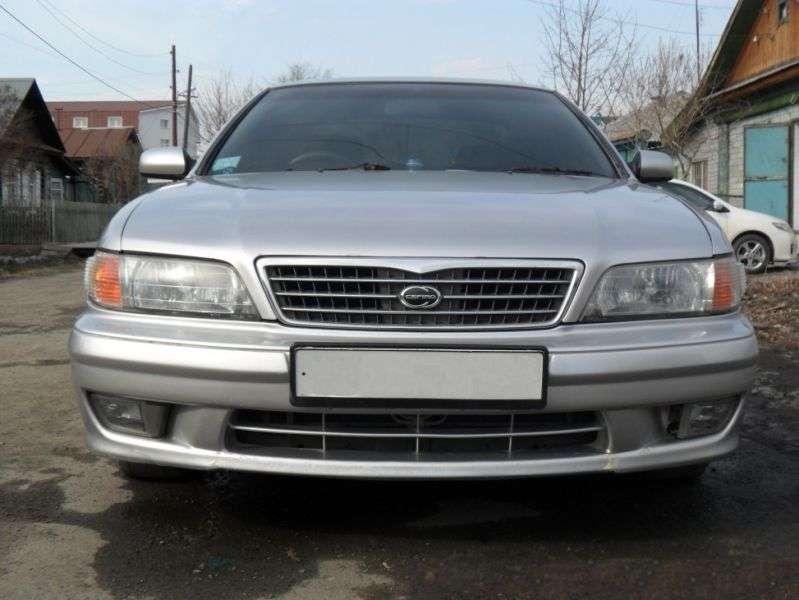 Nissan Cefiro A32 [restyling] sedan 3.0 AT (1997–1998)