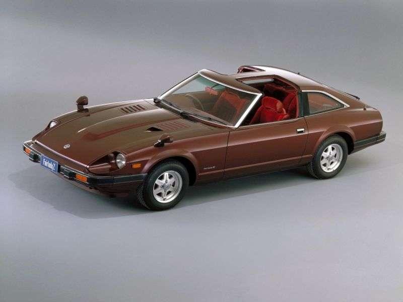 Nissan Fairlady Z S130targa 2.0 MT (1979–1983)
