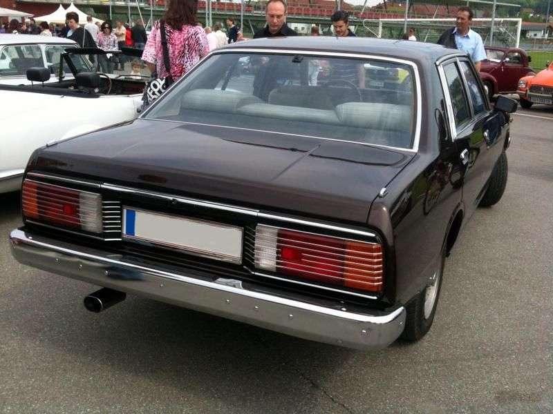 Nissan Laurel C231 [restyling] sedan 2.0 D MT (1978–1980)