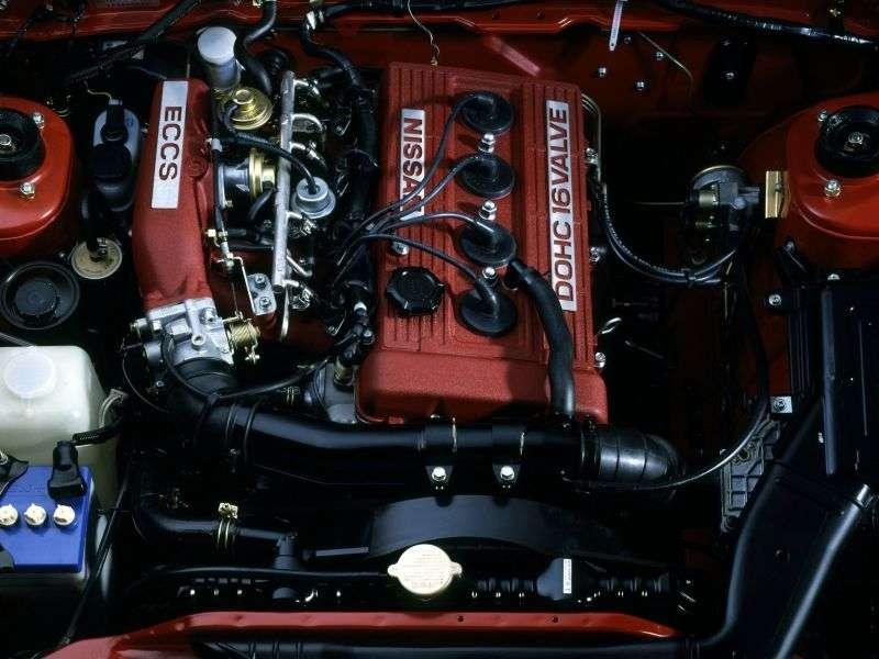 Nissan Gazelle S110hardtop 2.0 MT (1979–1983)