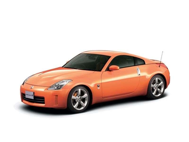 Nissan Fairlady Z Z33 Coupe 3.5 MT (2007–2008)