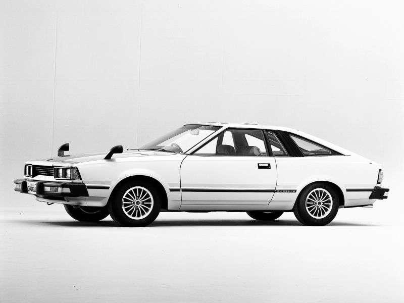 Nissan Gazelle S110liftback 1.8 Turbo AT (1981–1983)