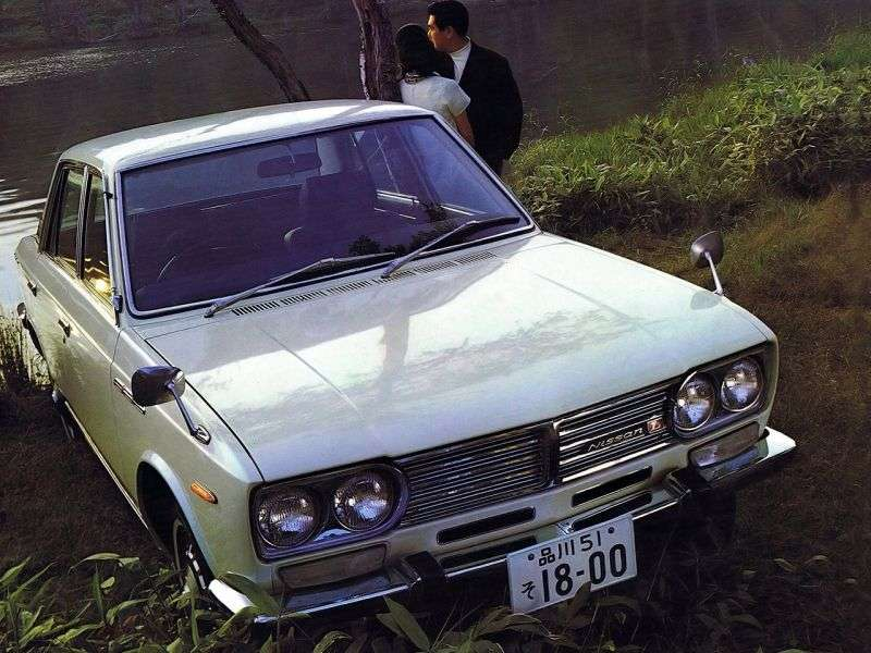 Nissan Laurel c30sedan 4 dv. 1.8 MT (1968–1972)