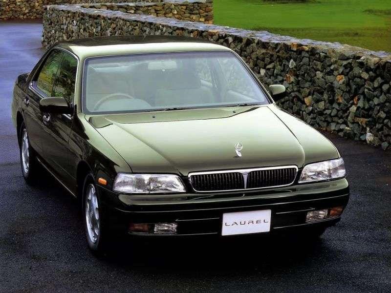 Nissan Laurel C34 [restyling] hardtop 2.5 AT (1994–1997)