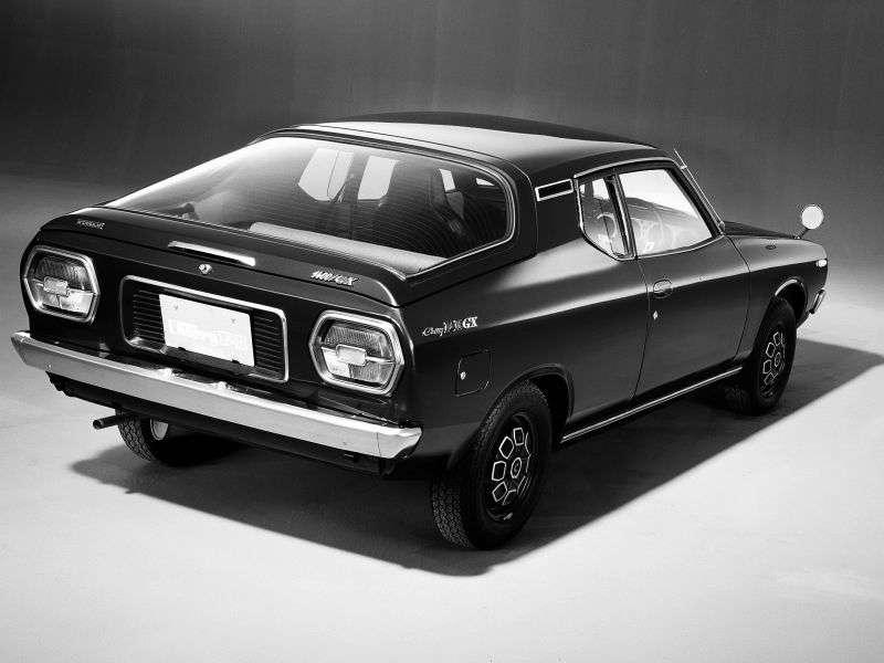 Nissan Cherry F10hatchback 1.2 MT (1974–1978)