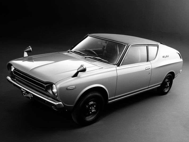 Nissan Cherry E10liftback 1.2 MT (1971 1973)