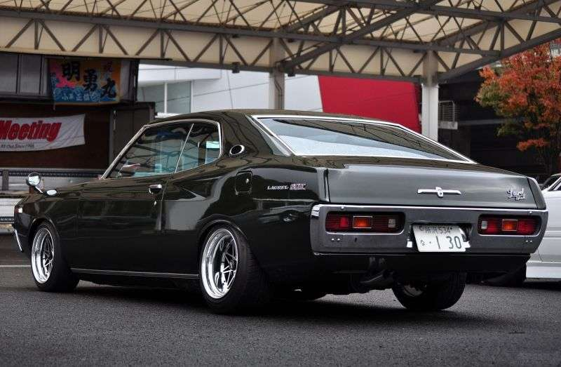 Nissan Laurel C130 Coupe 2.8 MT (1975 1977)