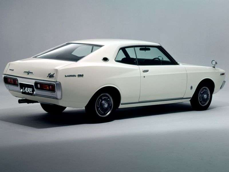 Nissan Laurel C130 Coupe 2.8 AT (1975–1977)