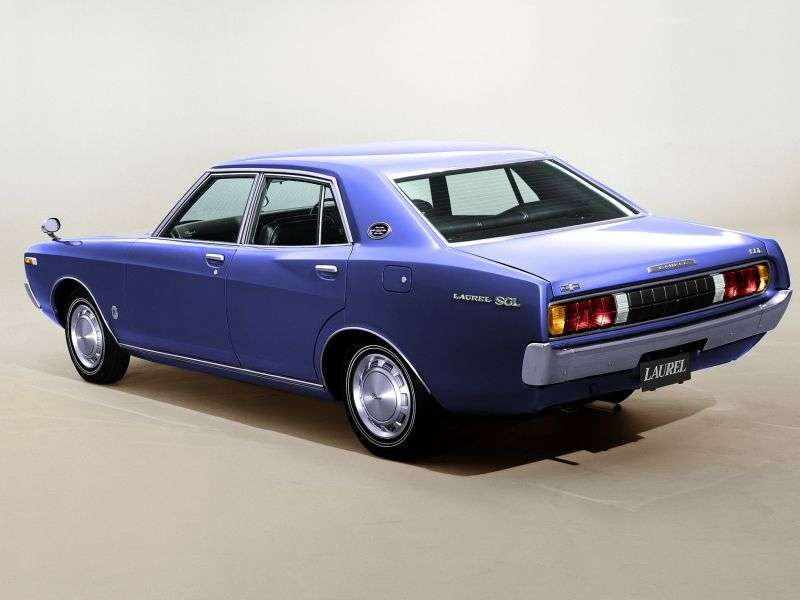 Nissan Laurel C130 sedan 2.8 AT (1975–1977)
