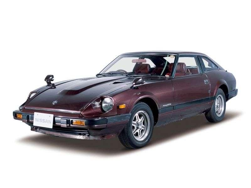 Nissan Fairlady Z S130hatchback 2.8 MT (1980–1983)