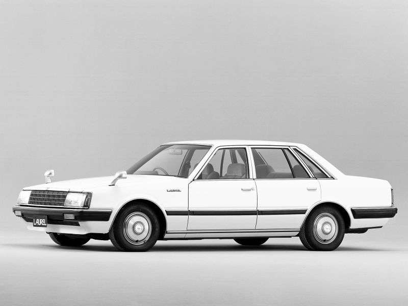 Nissan Laurel C31 Sedan 2.8 D AT (1982–1984)