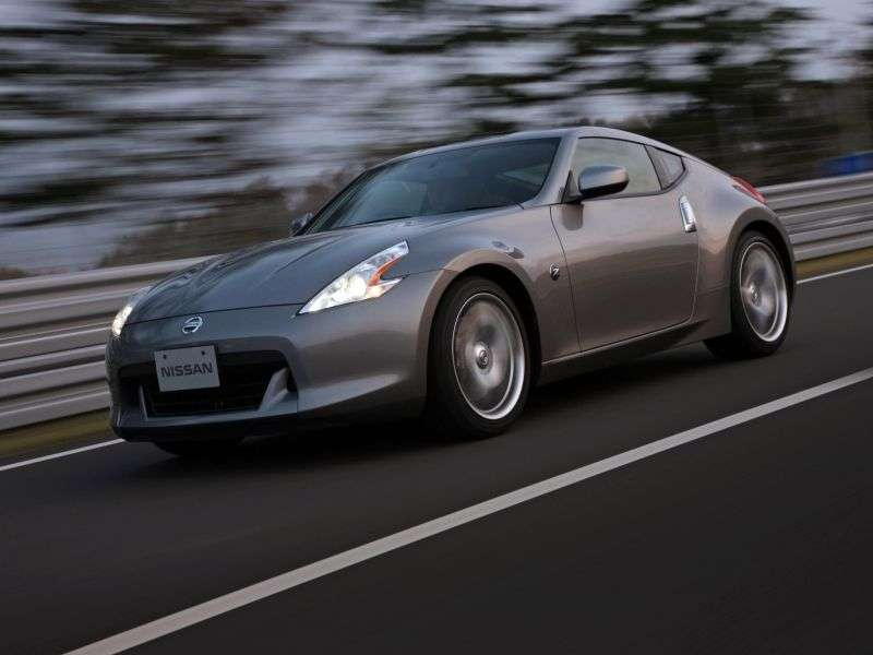 Nissan Fairlady Z Z34 Coupe 3.7 AT (2009–2012)