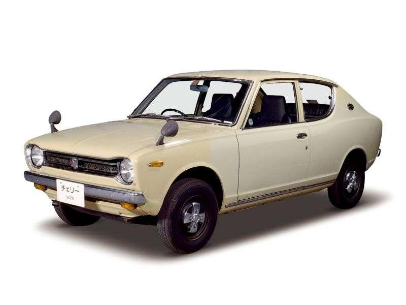 Nissan Cherry E10 sedan 1.0 MT (1970–1974)