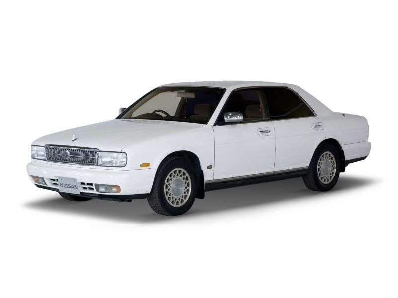 Nissan Gloria Y32hardtop 2.8 AT (1991–1995)