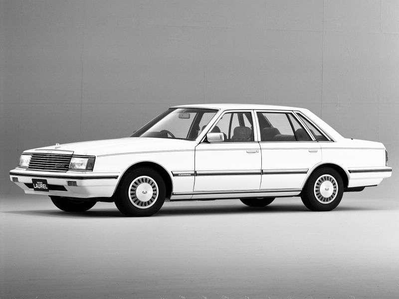 Nissan Laurel C31 Sedan 2.8 AT (1982–1984)