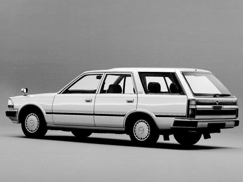 Nissan Gloria Y30universal 2.0 MT (1985–1987)
