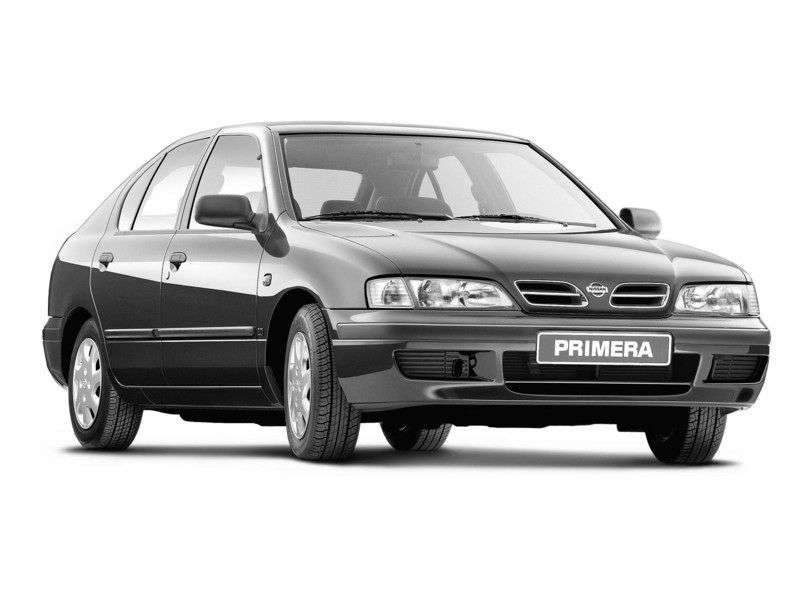 Nissan Primera P11liftback 2.0 AT (1996–1999)